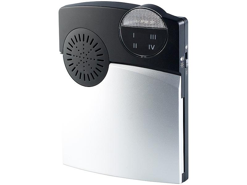 funk klingel system profi mit hoher reichweite frequenz 868 mhz erweiterbar ebay. Black Bedroom Furniture Sets. Home Design Ideas