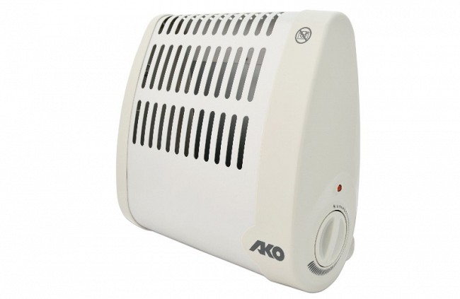 frostw chter fw 550s heizl fter 230v 500w wei thermostat. Black Bedroom Furniture Sets. Home Design Ideas
